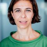 Sophie Charro, Fondation de France, le 8 juin 2018. © Lucien Lung